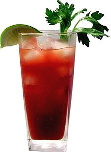 Алкогольные коктейли рецепты.