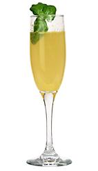 Рецепты коктейлей. с шампанским.